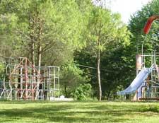 Kinderspielplatz Belvedere Homes bei Grado