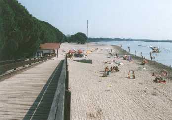 Strand bei Grado